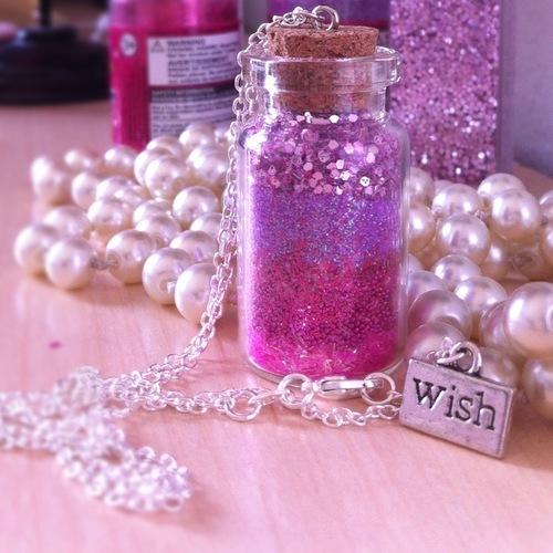 Как сделать волшебную пыльца